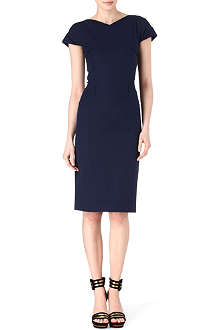ROLAND MOURET Alexandria dress