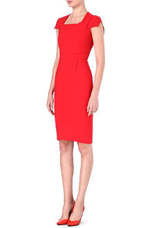 ROLAND MOURET Breccia dress