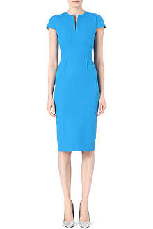 ROLAND MOURET Delphinus dress
