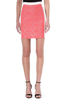 ROLAND MOURET Libra pencil skirt