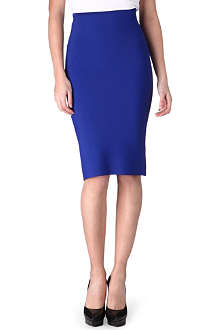 ROLAND MOURET Stretch pencil skirt