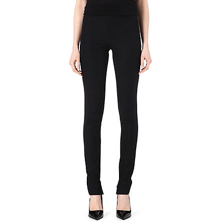 ROLAND MOURET Mortimer slim trousers (Black