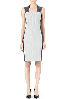 ROLAND MOURET Patella dress