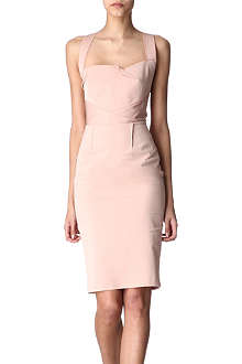 ROLAND MOURET Piora dress
