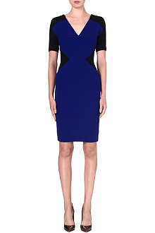 ROLAND MOURET Nabis wool dress