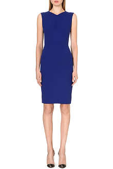 ROLAND MOURET Sesia wool dress