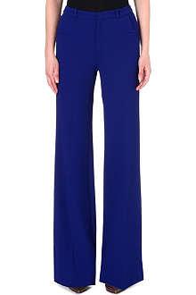 ROLAND MOURET Lucanus wide-leg trousers