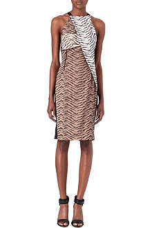 ROLAND MOURET Sahara dress