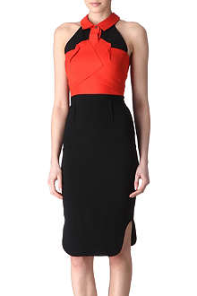 ROLAND MOURET Dalefield dress
