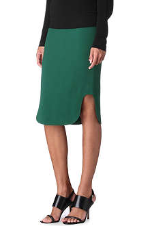 ROLAND MOURET Raffles pencil skirt