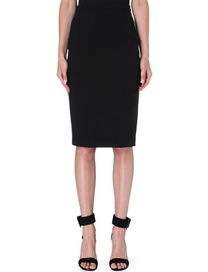 ROLAND MOURET Sitona pencil skirt