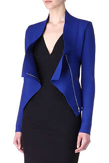 ROLAND MOURET Solar stretch-viscose jacket