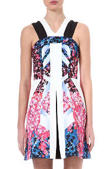 PETER PILOTTO Sleeveless v-neck dress