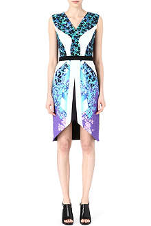 PETER PILOTTO Karlie crepe dress