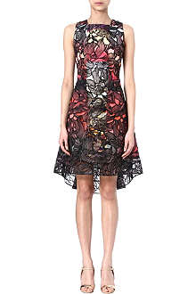 PETER PILOTTO Floral-lace dress