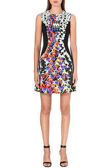 PETER PILOTTO Diamond sleeveless dress