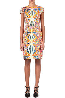 PETER PILOTTO Marissa printed silk-blend dress