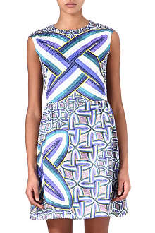PETER PILOTTO Gia printed stretch-crepe dress