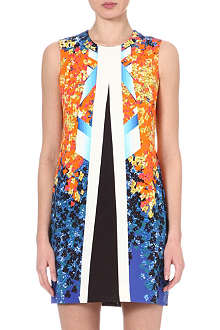 PETER PILOTTO Printed jersey shift dress