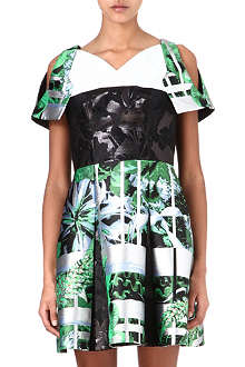 PETER PILOTTO Cassandra jacquard dress