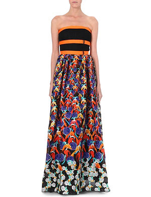 PETER PILOTTO Freya crepe gown