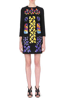 PETER PILOTTO Cam embellished wool dress