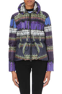 PETER PILOTTO Gymnastics-print down jacket