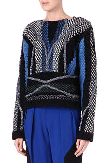 PETER PILOTTO Moleton pattern jumper