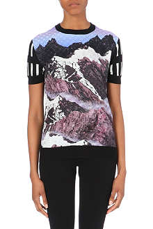 PETER PILOTTO Alps printed t-shirt
