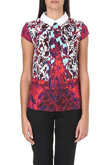 PETER PILOTTO Nina silk top