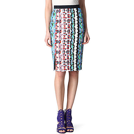 PETER PILOTTO Cleo skirt (Blue