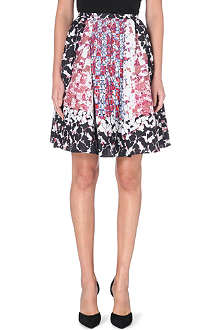 PETER PILOTTO Emma printed silk-blend skirt