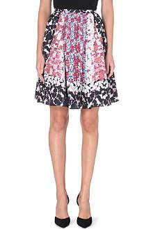 PETER PILOTTO Emma printed silk-blend skirt
