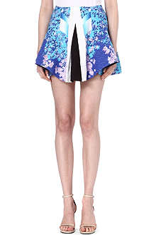 PETER PILOTTO Printed mini skirt