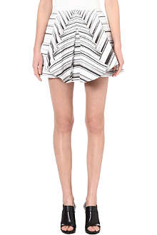 PETER PILOTTO Printed skater skirt