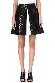 PETER PILOTTO Grace layered-front skirt