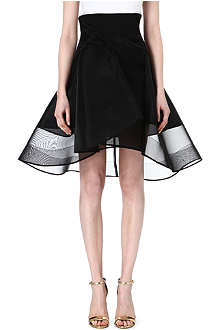 PETER PILOTTO Flared organza skirt