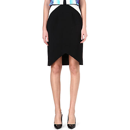 PETER PILOTTO Tulip skirt (Black