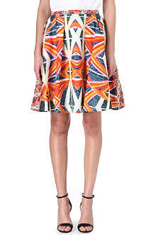 PETER PILOTTO Carla silk skater skirt