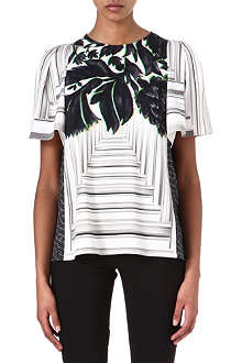 PETER PILOTTO Taryn silk-blend top