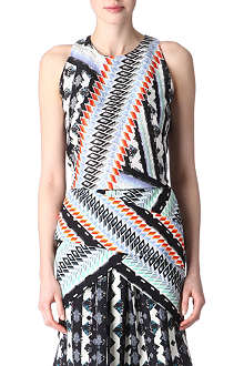 PETER PILOTTO Printed top