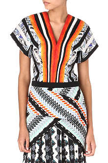 PETER PILOTTO Silk top