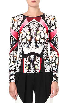 PETER PILOTTO Eleni printed top
