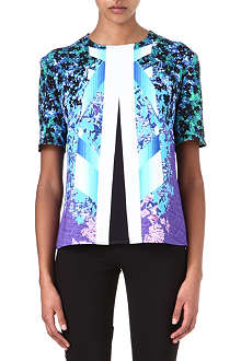 PETER PILOTTO Marina Blu top