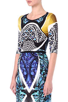 PETER PILOTTO Isabel print top