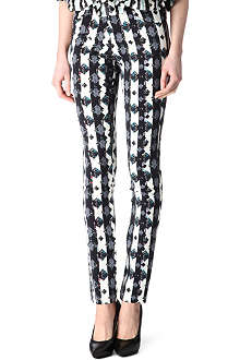 PETER PILOTTO Printed trousers