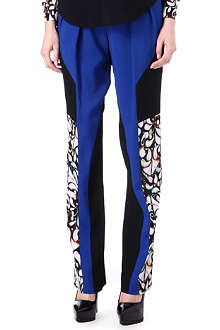 PETER PILOTTO Freja printed trousers