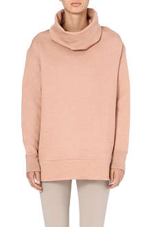 MARC JACOBS Turtleneck cashmere-blend jumper