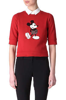 MARC JACOBS Sequin Mickey top