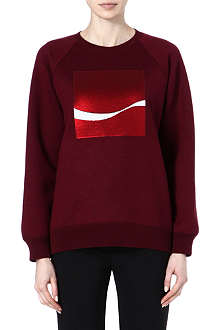 MARC JACOBS Coca Cola sweatshirt
